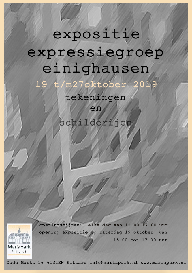 expositie Expresssiegroep Einighausen