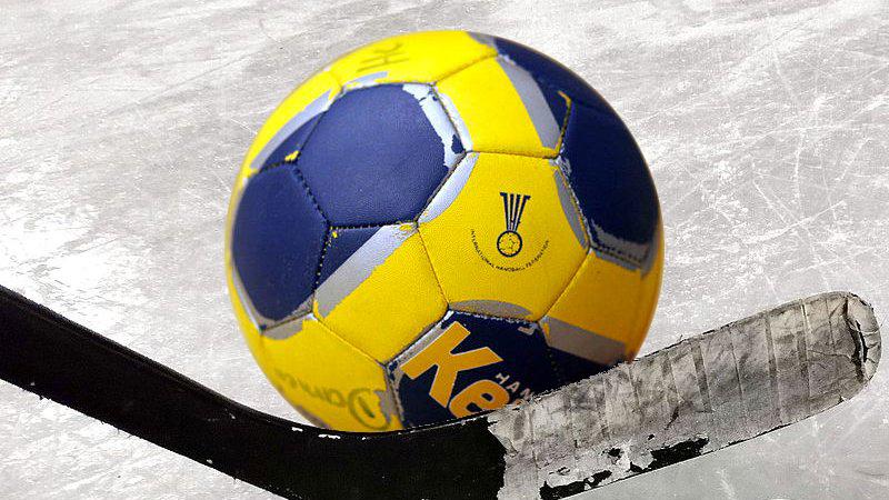 Dit weekend handbal en ijshockey in Geleen - Sittard-Geleen.nieuws.nl