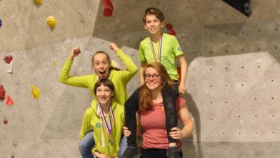 De Limburgse finalisten van het NJK Lead 2019