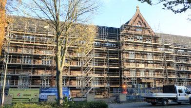Voormalig Bisschoppelijk College in Sittard wordt Doouble Tree Hilton hotel