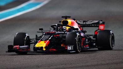 Max Verstappen pakt tweede plaats in Abu Dhabi