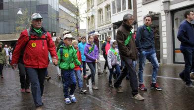 deelnemers Mini Mars 2017
