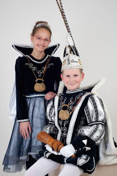 jeugdprinsenpaar 2020