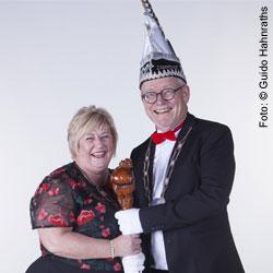 seniorenprinsenpaar Zawpense 2020
