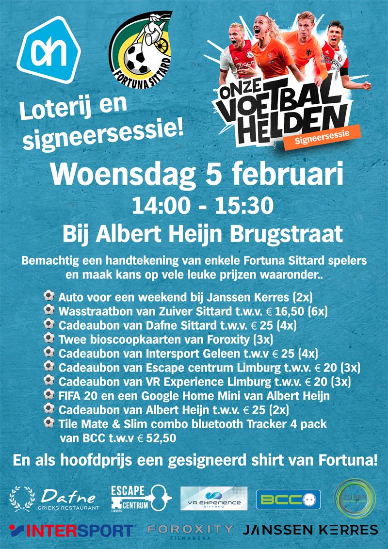 flyer Albert Heijn Brugstraat
