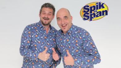 Viervoudig LVK-winnaar duo Spik en Span