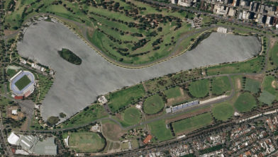 Circuit Albert Park, Melbourne