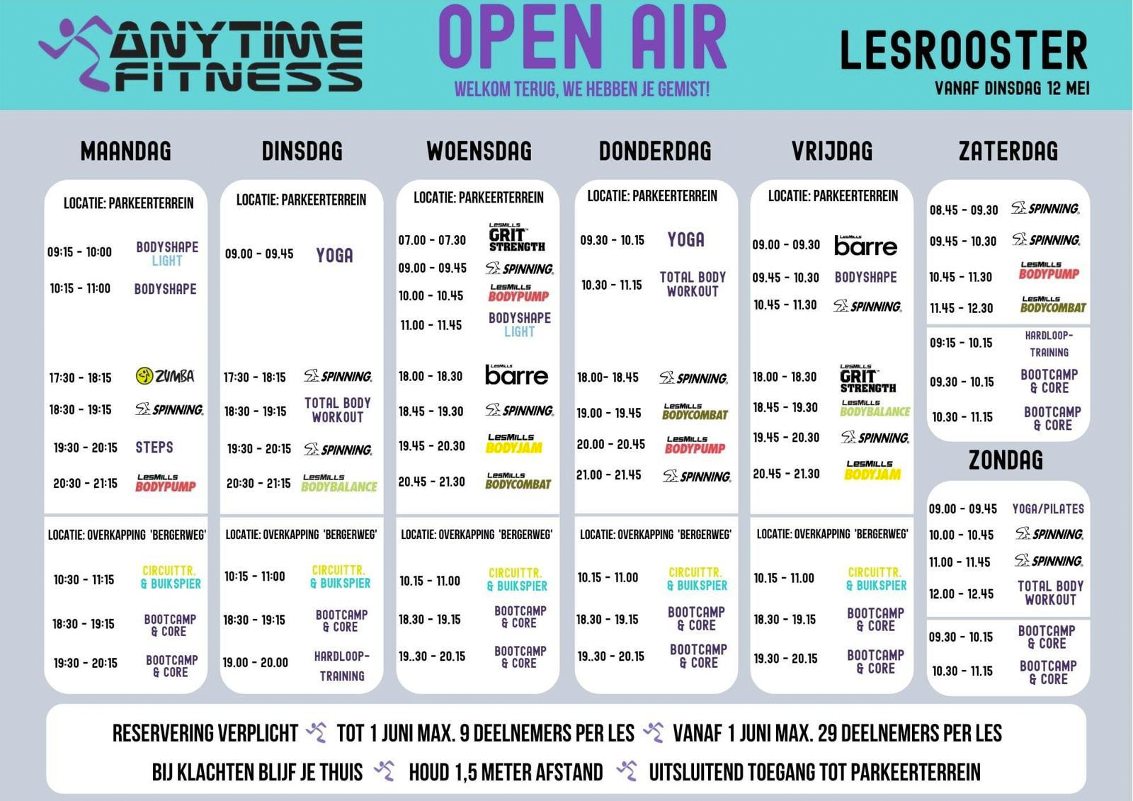 Anytime Fitness Open Air