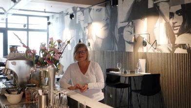 Angelique Biermans van Restaurant Battice