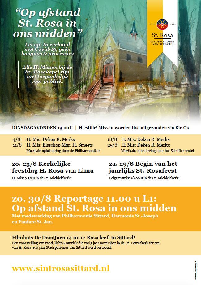 programma Sint Rosaviering 2021