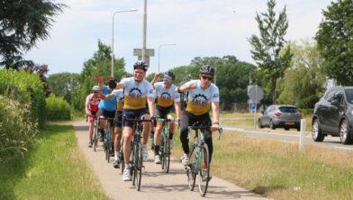 <em>Tour de Handhaving passeert Roosteren</em>