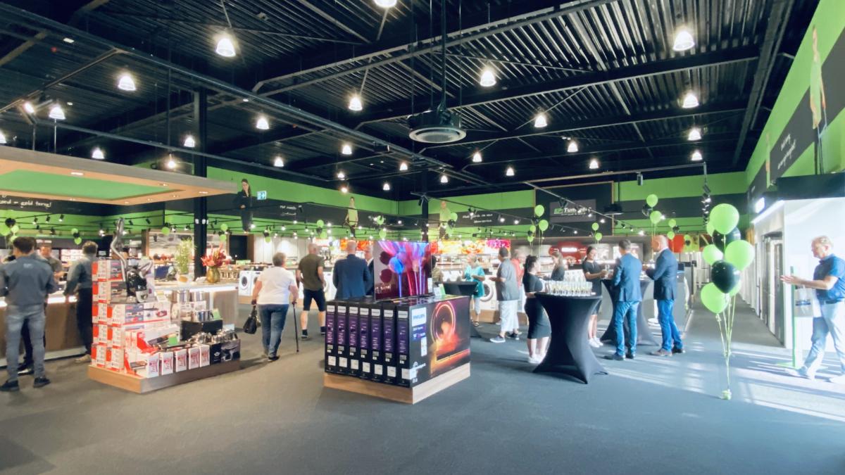 EP:Tummers Retailpark SittardGeleen
