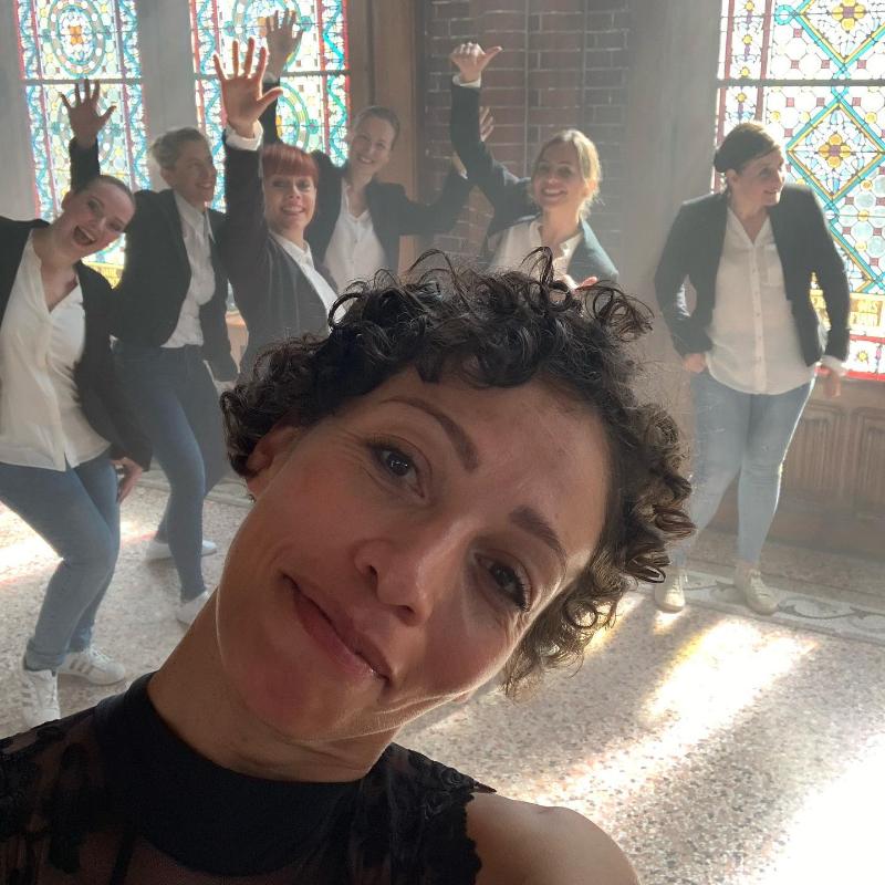 zaira valencia 20 jaar danzaira