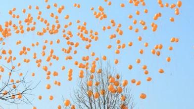 Losse ballonnen oplaten, er kan veel meer met ballonnen...