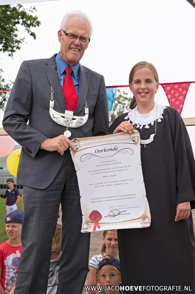 Huttendorp-Staphorst-Burgemeester