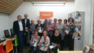Vrijwilligers Taalpunt Staphorst