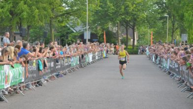 De Staphorst Run in 2015 in volle gang