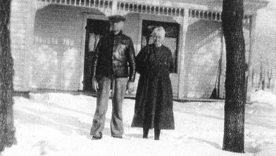 Leden van de familie Kooiker in Amerika