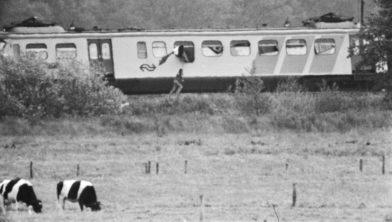 Dag 14 van de treinkaping bij De Punt.