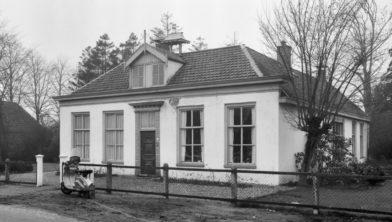 De Notariswoning in maart 1965