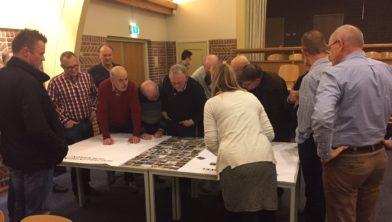Bewonersavond over nieuwe omgevingsvisie voor Rouveen