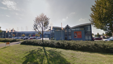 Het hoofdkantoor van Solcon in Dronten