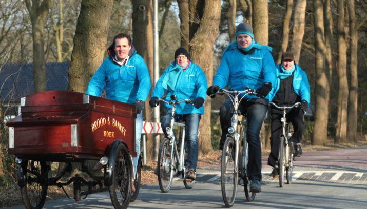 Op de fiets naar IJhorst
