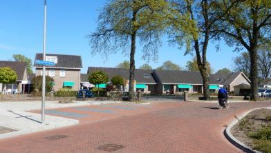 De Meestershof gezien vanaf de Meestersweg