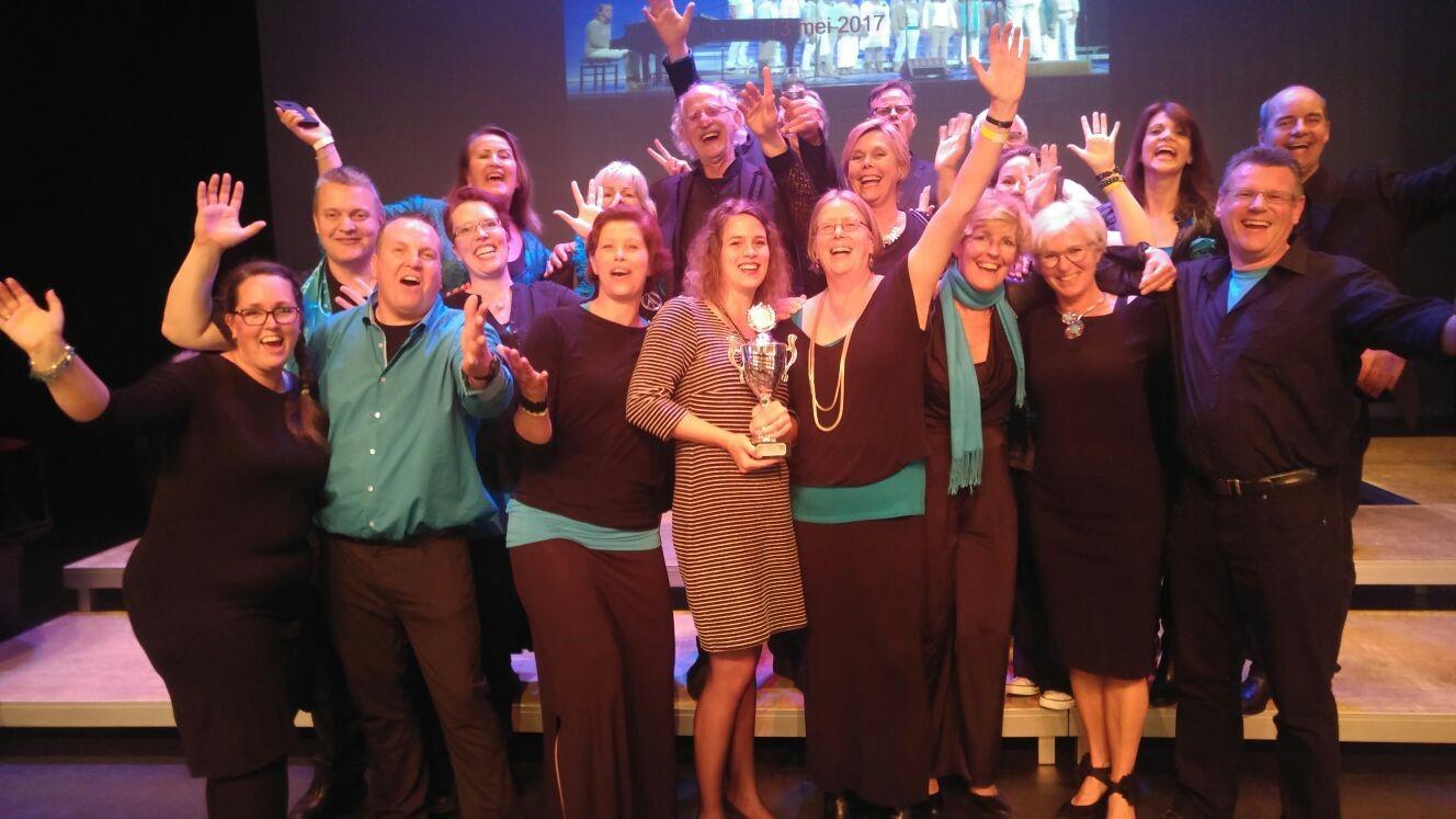 1c0c3ed2a06 Vocal@Motion wint wederom Drentse Korenslag - Steenwijkerland