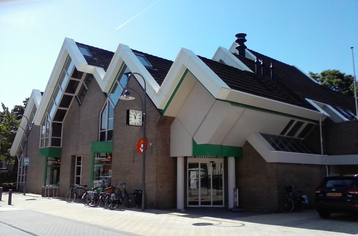 Verbouwing bibliotheek sassenheim teylingen - Tot zijn bibliotheek ...