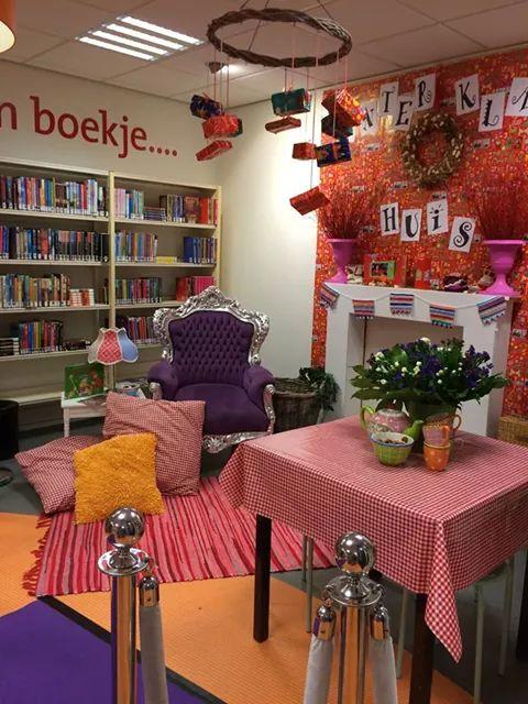 Sinterklaas in bibliotheek voorhout teylingen - Te creeren zijn bibliotheek ...