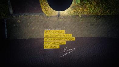 Citaten Over De Zomer : Loes luca verlicht sassenheim met citaat vincent van gogh teylingen