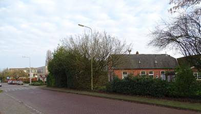 De nieuwbouwlocatie aan de Julianastraat/Wilhelminastraat in Tubbergen