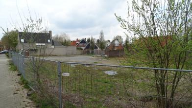 De 'bouwput' aan de Oranjestraat in Tubbergen