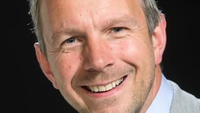 Tom Vleerbos, wethouder van o.m. financiën