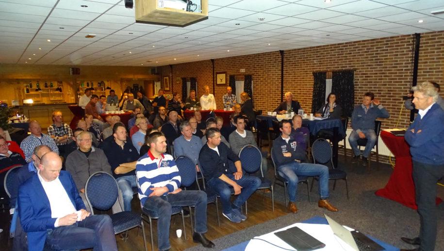 Bijeenkomst bij Zalencentrum Spalink over de Engbertsdijksvenen