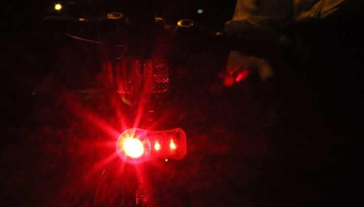 Boete voor jonge fietsers vanwege kapotte verlichting