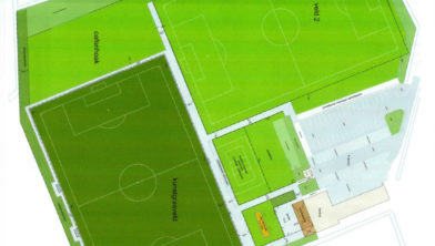 Complex van Voetbalclub Fleringen