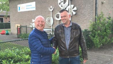 Piet Klingeman en Ruben Geuke