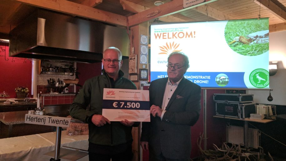 Hennie Schröder en Jan Romke van Dijk