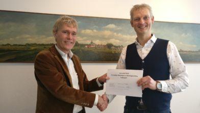 Peter Roelofs en Erik Volmerink