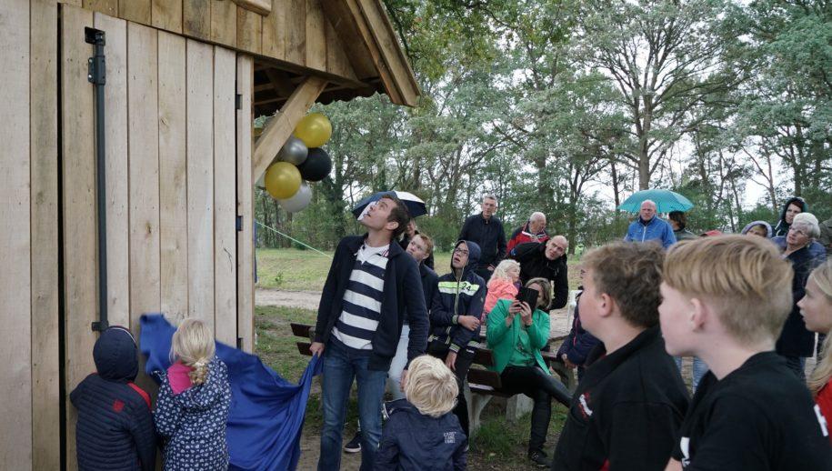 Nationale Burendag bij de Schuilhut in Albergen