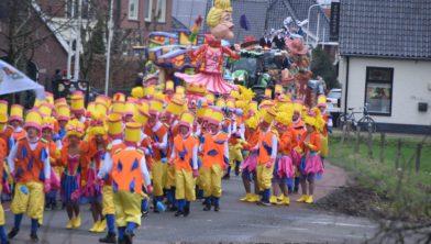 Reutummerteut - Een vlekkeloos carnaval