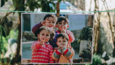 Kinderen uit Syrië