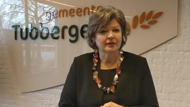 Burgemeester Wilmien Haverkamp-Wenker