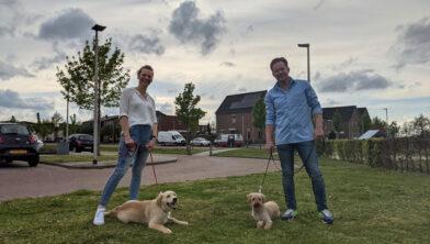 Brigitte van Heumen en Mark van Wolde