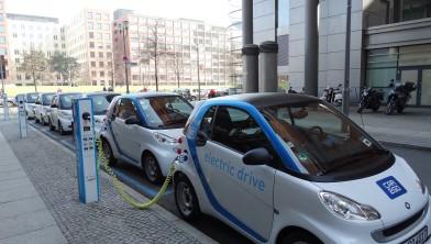 De toekomst: elektrisch vervoer