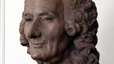 Jean-Philippe Rameau door Jean-Jacques Caffieri