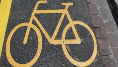 Alleen voor fietsers