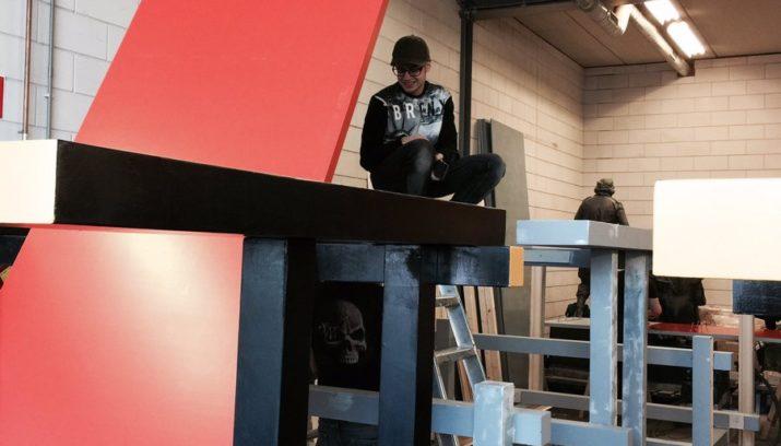 Rood Blauwe Stoel : Zes rietveldstoelen voor en door de stad utrecht